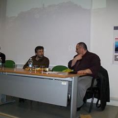 26 marzo 2012, Fac. di Lettere e Filosofia, Aula L - Bazzano (AQ