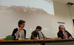 Lina Calandra, Ettore Siniscalchi - 26 marzo 2012 Fac. di Lettere e Filosofia, Aula L - Bazzano (AQ)