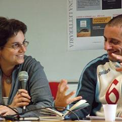 Lina Calandra, Alessandro Vaccarelli - 16 DICEMBRE 2011 - Fac. di Lettere e Filosofia, Aula A - Bazzano (AQ)