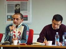 Stefano Ventura, Alessandro Vaccarelli - 6 DICEMBRE 2011 - Fac. di Lettere e Filosofia, Aula A - Bazzano (AQ)