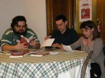 Stefano Ventura, Luca D'Innocenzo, Barbara Vaccarelli - 3 MAGGIO 2013 – Lincosta, L'AQUILA
